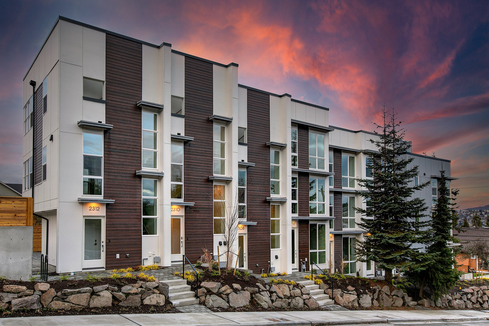 Walden Townhomes in Magnolia